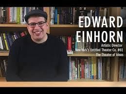 Interdisciplinary Theater: P61VMAG Issue 23; Edward Einhorn - YouTube
