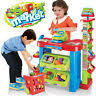<b>Kids Supermarket</b> Pretend Play Set <b>Grocery</b> Shopping <b>Toy</b> w/ Lights ...