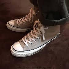 Converse High Tops With Zippers Chuck Taylor Ii Size Chart
