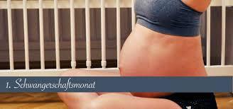 aufgeblähter bauch schwanger trotz periode