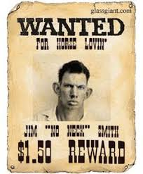 Wanted Poster Generator Make Your Own Old West Style