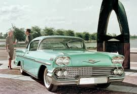 All American Classic Cars: 1958 Chevrolet Impala Sport Coupe 2 ...