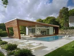 outstanding swimming pool house design by hariri hariri