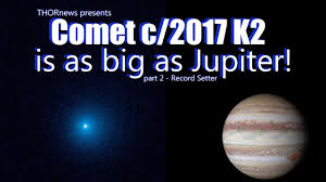 「Hubble has been used to record a comet's collision with Jupiter」の画像検索結果