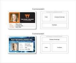 Company Id Card Template Free 35 Amazing Id Card Templates In Illustrator Ms Word