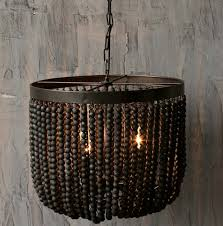 black beaded chandelier dining room chandeliers