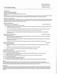 14 Lovely High School Student Resume Template Sample For College