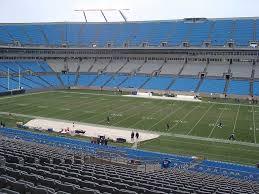 Michigan Stadium Club Level Seating Chart Bank Of America Stadium View From Club Level 313 Vivid Seats