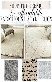 farmhouse style rugs. 23 Best Kitchen Rugs - Stylish Kitchens With Ideas #KitchenRugs #Kitchen Farmhouse Style F