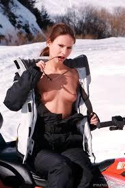 Private Claudia Rossi Snow Threesome Affair Snow Threesome.