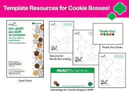 Proper Girl Scout Cookie Goal Chart Printable Girl Scout