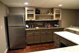 Basement Kitchen Designs
