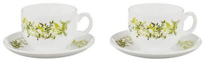 Luminarc <b>Чайный набор</b> Latone 220 мл <b>4</b> предмета — купить по ...
