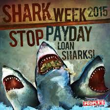for the press preview of shark week web content national  candice like 12 million americans every year is a loan shark attack survivor 1 at 23 she had a good paying job but no credit