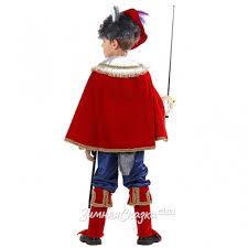 <b>Карнавальный костюм Кот</b> в сапогах-1, рост 110 см (<b>Батик</b>)