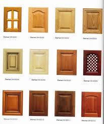 Decorating door types pics : 75 Creative Extraordinary Kitchen Cabinet Door Types Glass For ...