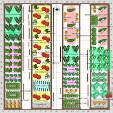 Garden Plan Layouts Garden Plan 20x20 Garden
