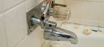 troubleshooting a stuck shower faucet diverter