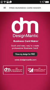 Free Business Card Maker For Android Free Download And Software