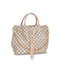 louis vuitton damier azur. girolata damier azur canvas in women\u0027s handbags collections by louis vuitton e