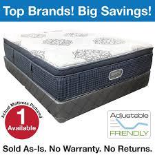beautyrest mattress. Queen - Simmons Beautyrest Silver Advantage 15.5\ Mattress