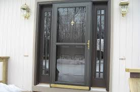 front storm doorsStorm Doors  Syracuse Rochester Albany Buffalo Ithaca