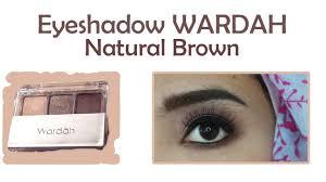 tutorial eyeshadow wardah uchylestari
