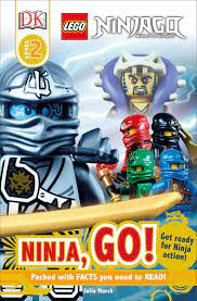 Amazon.com: DK Readers L2: LEGO NINJAGO: Ninja, Go! (0790778029487): DK  Publishing: Books