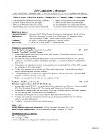 Information Technology Resume Sample Sample Resume It Nco Cgo 100page Technical 100 Military To Civilian 100