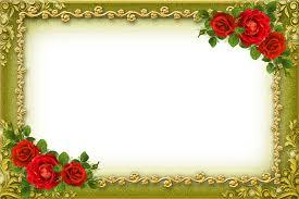 frame design flower. flower frame by gautam gautamdas1992 design