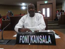 Image result for National Assembly Member for Foni Kansala Musa 'Amul' Nyassi