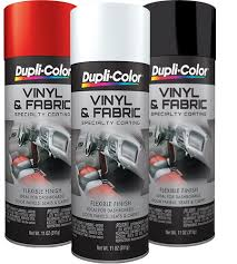 Duplicolor Vinyl And Fabric Paint Color Chart Vinyl Fabric Coating Duplicolor