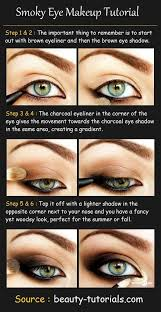 decoding the smoky eye ultra easy tutorials beauty and the green