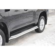 Окантовка <b>порогов</b> Toyota Land Cruiser 150 Prado 2014- SM <b>60</b> ...
