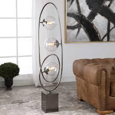 Uttermost Lighting Company Cleonie Floor Lamp Uttermost
