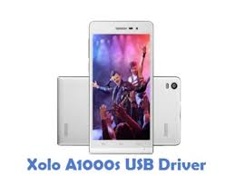 Download Xolo A1000s USB Driver