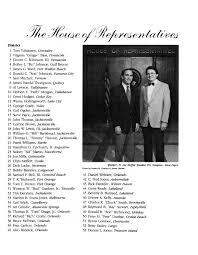 Florida Memory • Inauguration of Governor Bob Graham and Lieutenant  Governor, 1983 - program