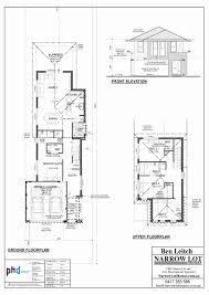 2 story house plans perth wa lovely smart design ideas narrow lot