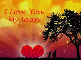 Love You My Jaan Hd Wide Fondos de ...
