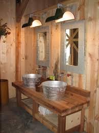 rustic bathroom ideas pinterest. Exellent Rustic Best 25 Barn Bathroom Ideas On Pinterest Rustic Sinks Inside R