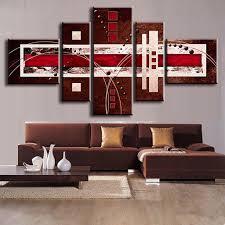 Wall Art Sets For Living Room Canvas Wall Art Sets Abstract Natashainanutshellcom