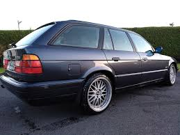 Coupe Series bmw m3 vs m5 : BMW E34 fitted with M3 3.2 engine S50B32 3.0 M3 M5 Touring UK MOTd ...