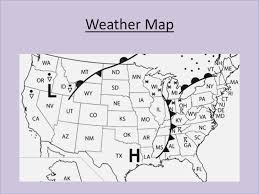 Weather Map Worksheet Middle School – careless.me