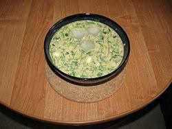 Холодный суп Википедия Окрошка Основная статья Суп