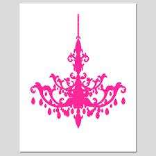 pink chandelier clip art background pink chandelier