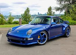 Introduced in mid 1994 to replace the 964 generation, the porsche 993's have become highly sought after given their characteristic as the… One Owner 1997 Porsche 993 Turbo S Pcarmarket
