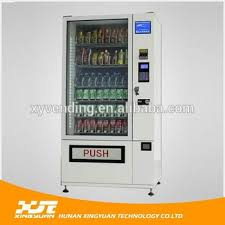 Outdoor Vending Machines Near Me Classy NRI Coin Operated Pizza Slice Vending Machine For Outdoor View