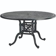 grand terrace 54 round dining table