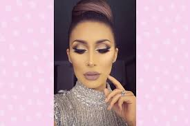 tamanna roashan makeup artist on insram