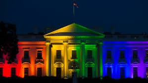 roberts issues stern dissent in same sex marriage case cnnpolitics the white house is lit up in rainbow colors in commemoration of the supreme court
